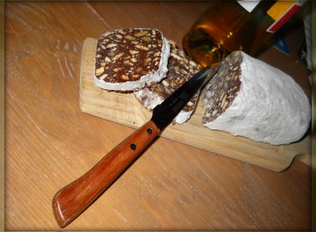 Torta salame – Salami cake