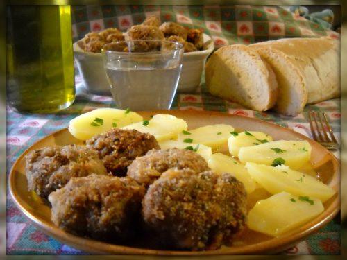 Polpette Nonna Odilla – Grandma Odilla's meatballs