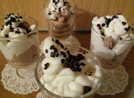 """Dessert al """"cocco-lato"""" – """"Choco-nuts"""" dessert"""