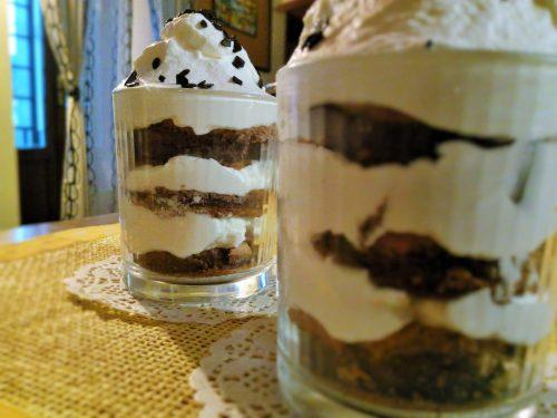Torta sbagliata trasformata – Unsuitable cake conversion