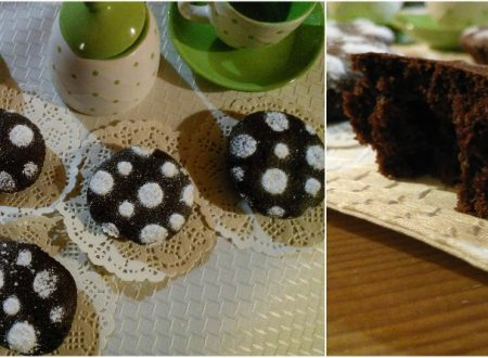 Tortine al cioccolato – Chocolate tartles