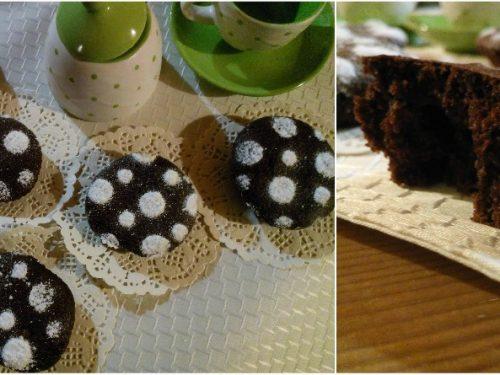 Tortine al cioccolato – Chocolate tartles
