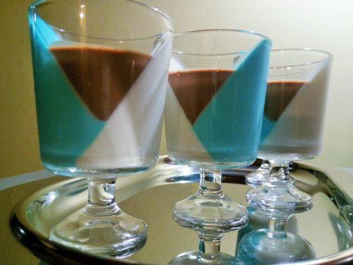 Panna cotta 3 colori – 3 colors' panna cotta