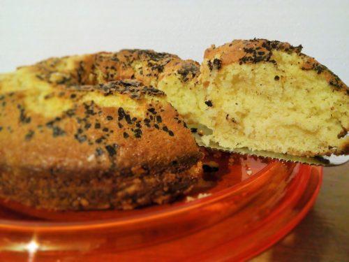 Ciambella al mascarpone (ricetta copiata) – Mascarpone ring-shaped cake
