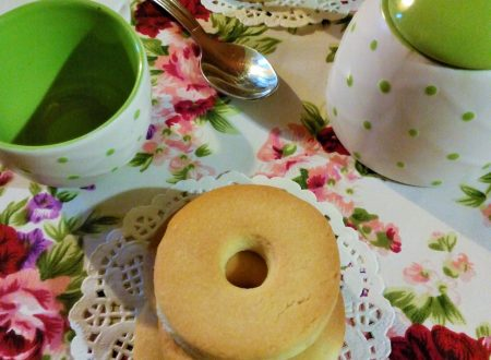 Biscotto tipo Macine – Cream Cookies
