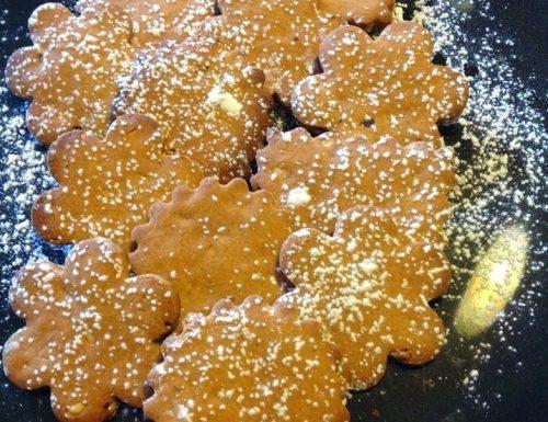Biscotti di soia