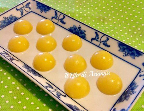 Lemon Curd Gelèe