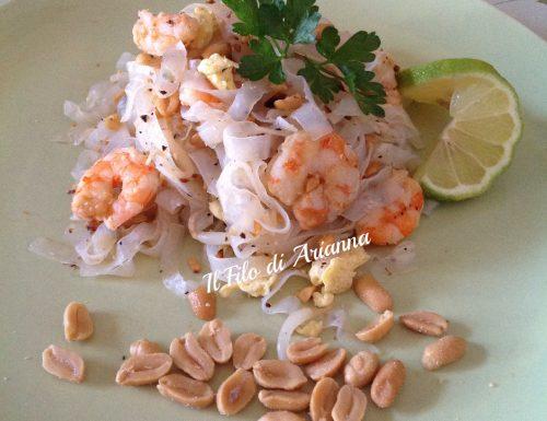 Pad-Thai Thailandese