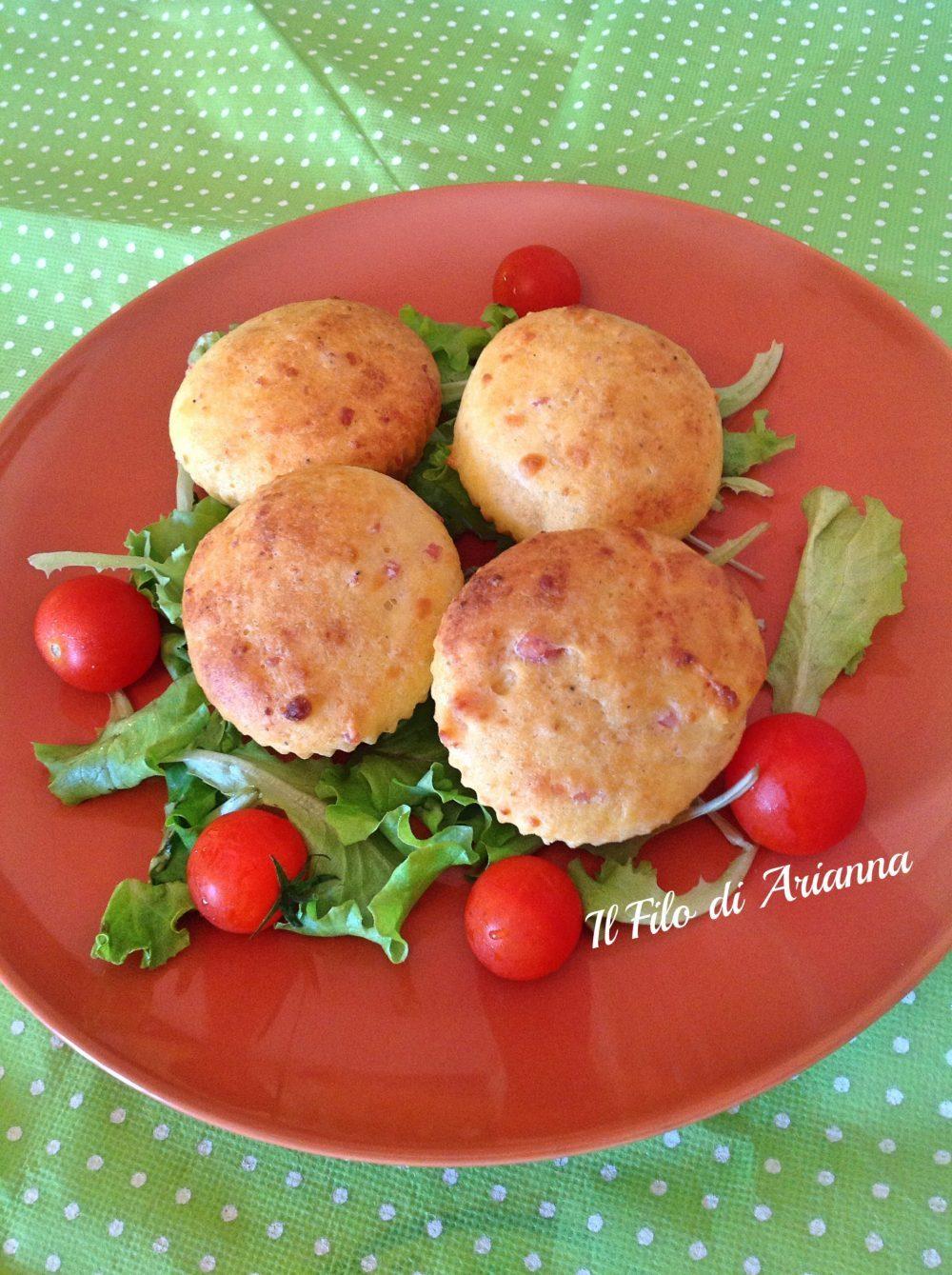 babà salato...mini muffin