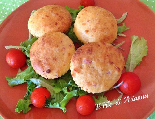 Baba' Salato Rustico…mini muffin