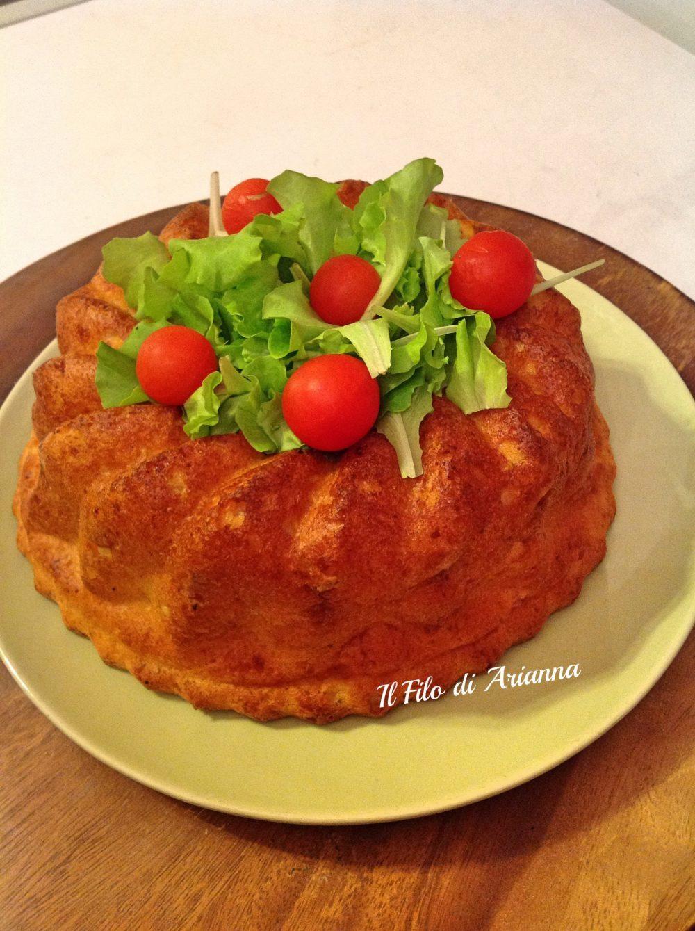 babà salato rustico