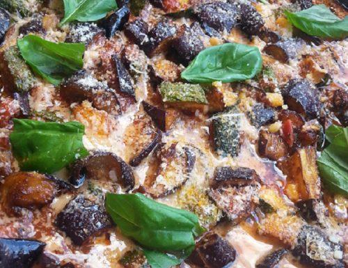 Melenzane e Zucchine alla napoletana