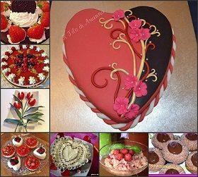 San Valentino ricette dolcissime per gli innamorati