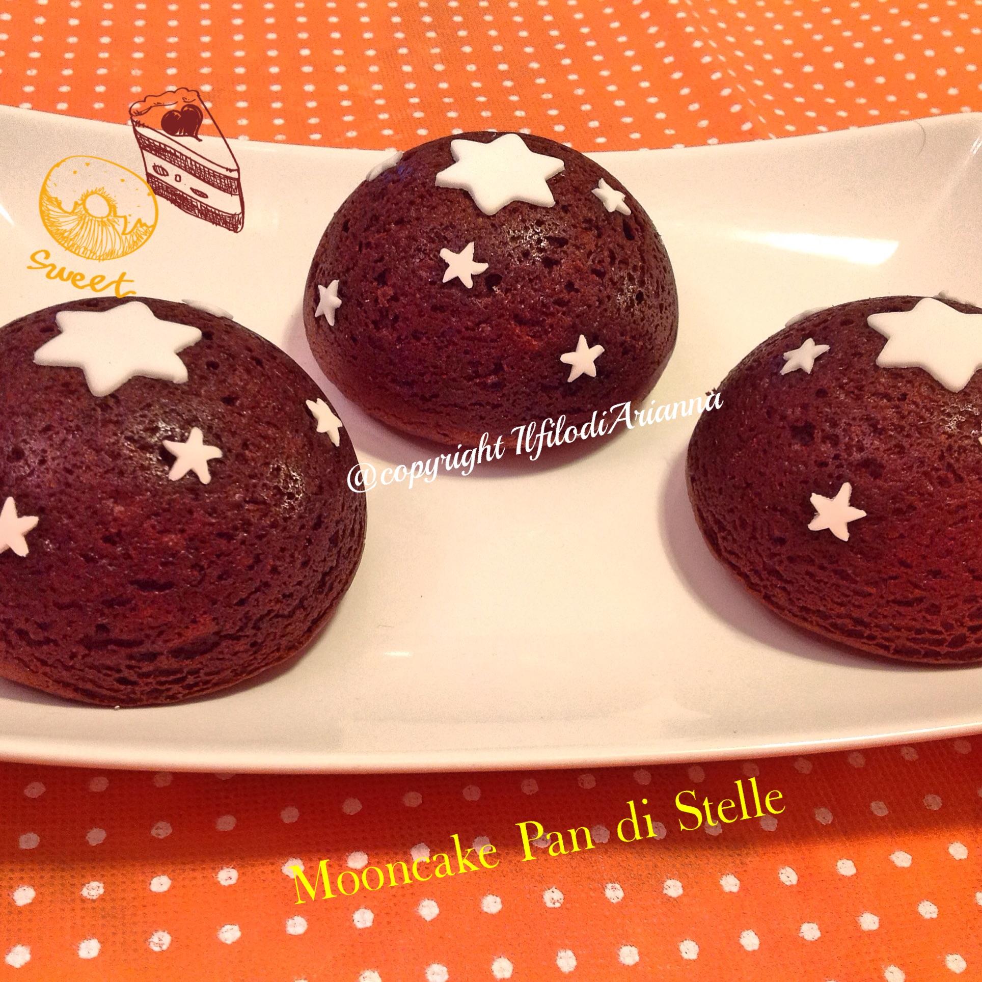 Mooncake Pan di Stelle