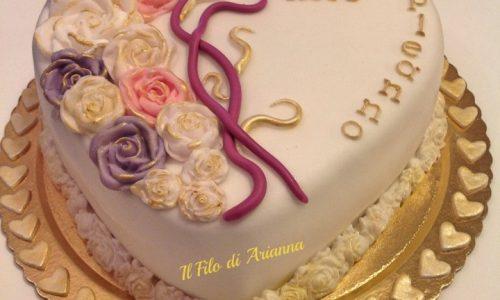 Red Velvet Cake torta di velluto rosso