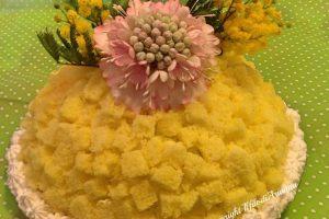Torta mimosa per l' 8 marzo festa della donna