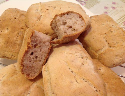 Pane con le noci glutenfree