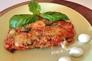 Videoricetta: Lasagnetta con pane Di Segale Pema