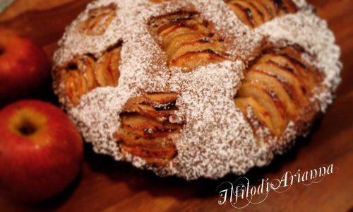 Torta di mele di Iginio Massari…una bontà