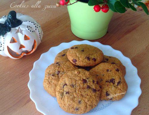 Cookies americani alla zucca ricetta originale