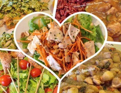 Ricette di pollo nelle sue varie versioni