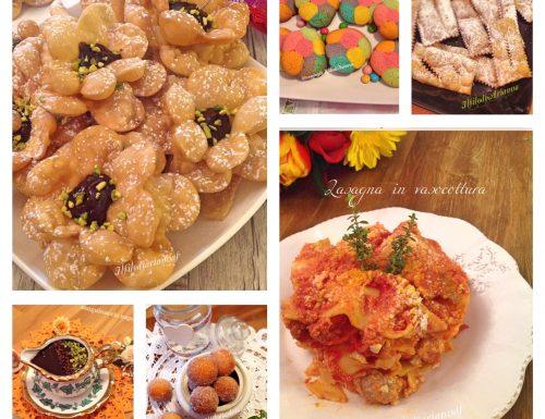Raccolta di ricette sfiziose e buone di Carnevale