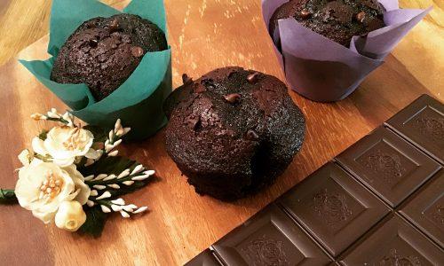 Muffin cioccolatosi di…Starbucks