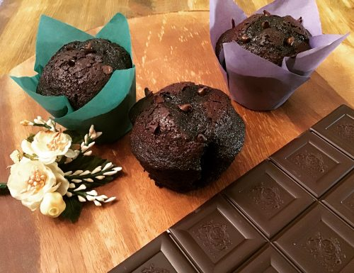 Muffin cioccolatosi di…Starbucks