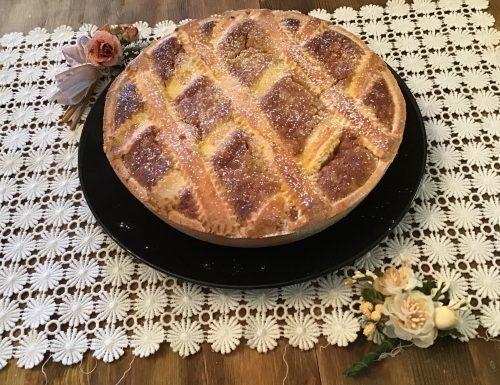 Pastiera pasquale senza glutine buonissima