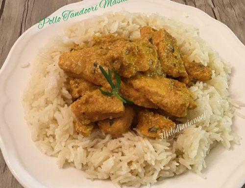 Pollo tandoori  ricetta indiana