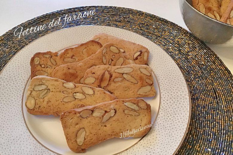 Fettine del faraone biscotti Montersino