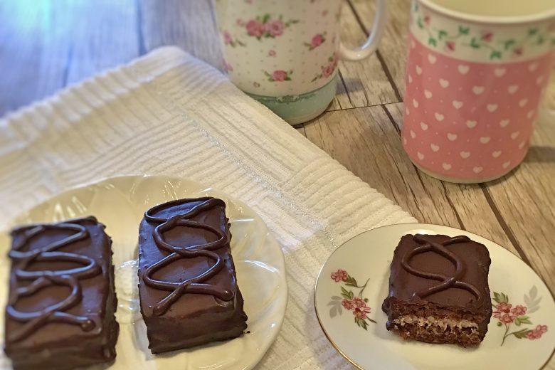 Merendine simil Delice  a cioccolato