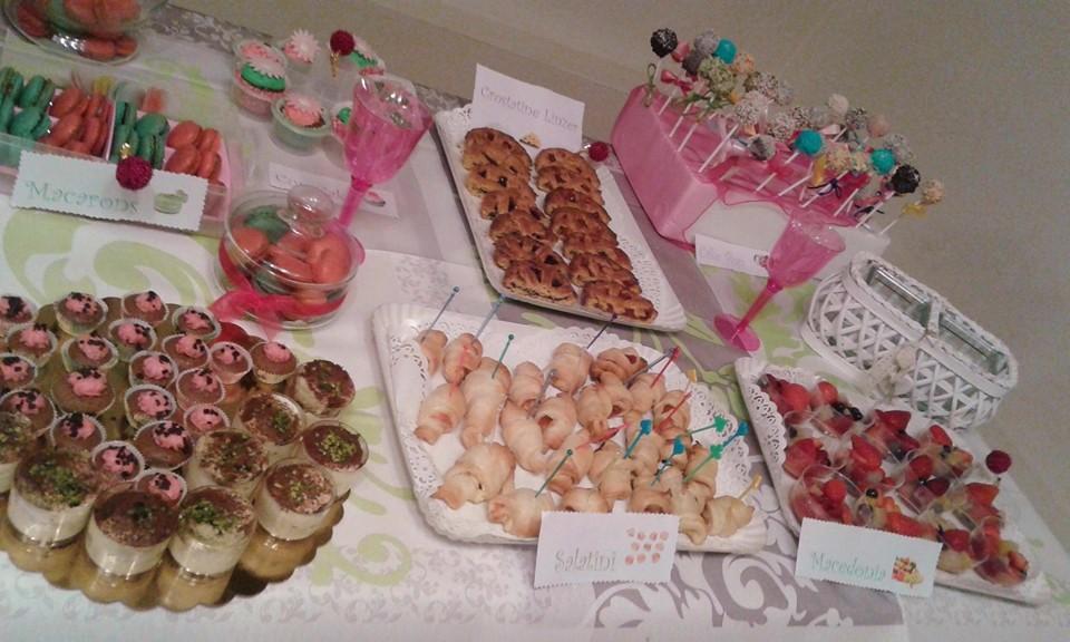Buffet Di Dolci Per Compleanno : Buffet di compleanno per la mia giulia il forno di mamma civetta