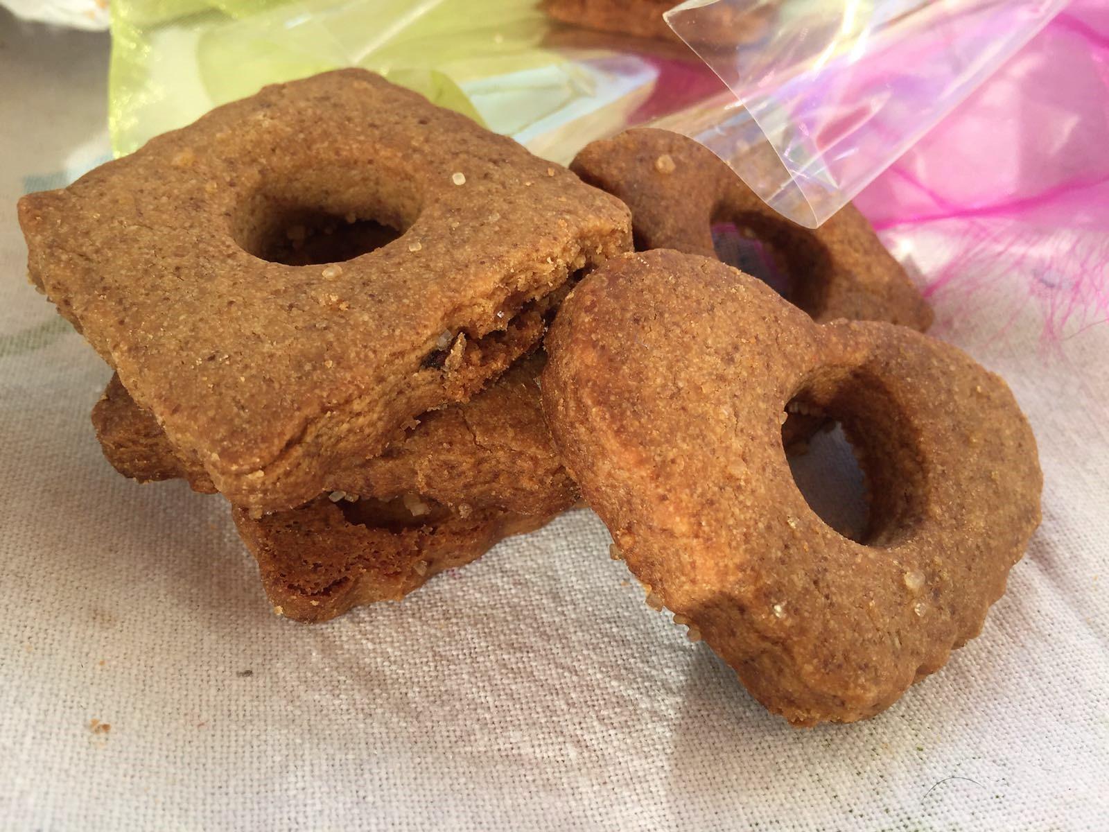 Frollini Al Caramello Muscovado Un Biscotto Delizioso Al Sapor Di