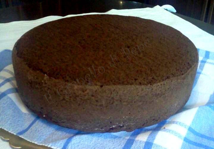 Ricetta Torta Moretta