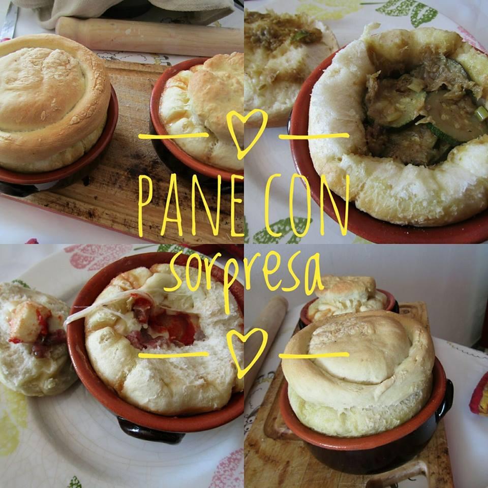 Pane con sorpresa | Ricetta ed ingredienti dei Foodblogger ...