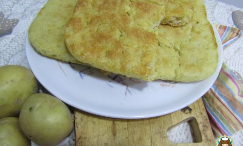 Focaccia di patate