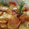 chips con paprika