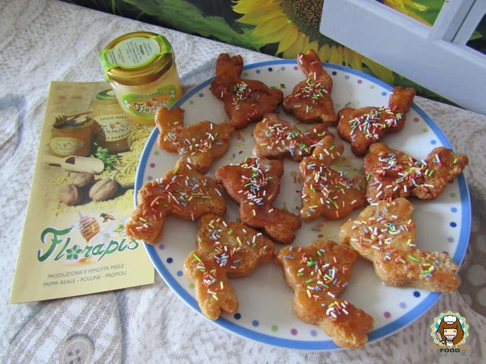 Coniglietti pasquali con miele millefiori florapis
