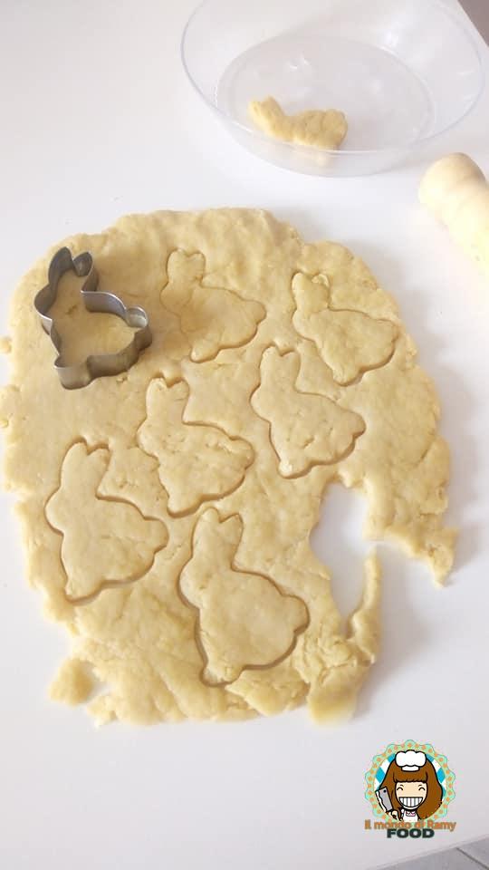 il mondo di ramy food-coniglietti pasquali