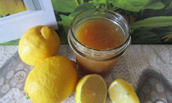Marmellata di limoni di Sorrento (ricetta della nonna)