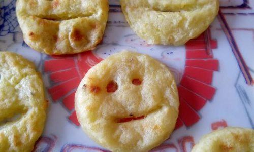 Patate smile cotte al forno un contorno divertente e goloso