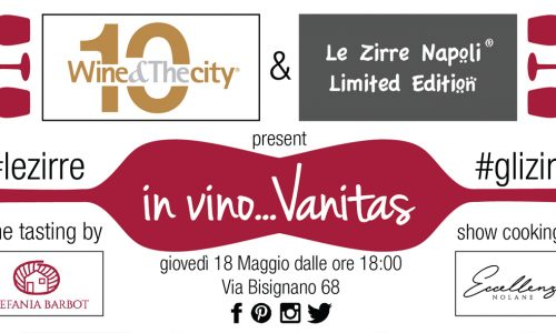 Le Zirre Peace&Love and Red Wine eventi a Napoli
