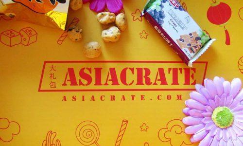Asia Crate la food box in abbonamento che profuma d'Oriente