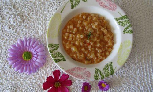 Pasta e patate un piatto campano nutriente ed energetico