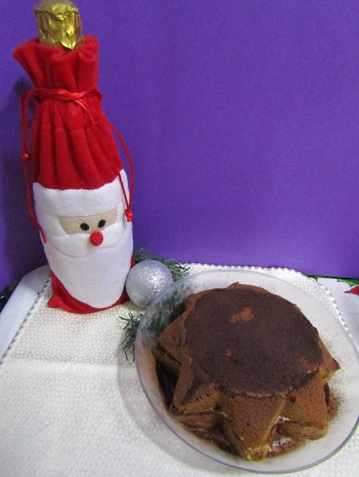 Dolce Stella Di Natale Ingredienti.Stella Di Natale