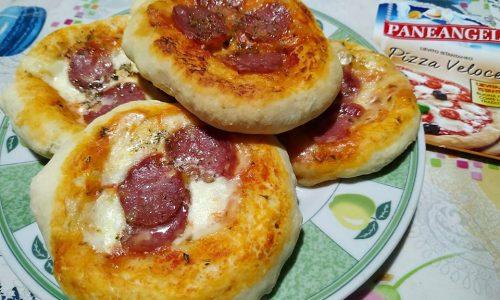 Pizzette flash perfette per i party