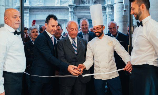 Sebastiano Caridi: cibo e arte, connubio perfetto a Bologna