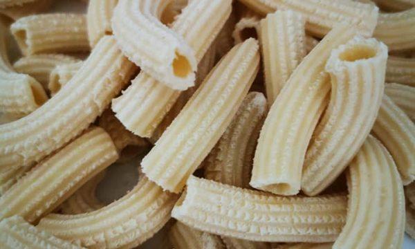 Rigatoni freschi con la Philips PastaMaker