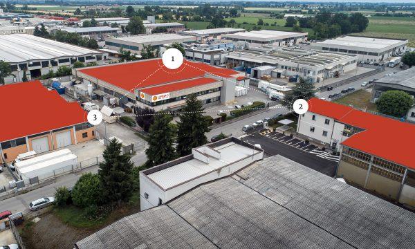LA PIZZA+1, un nuovo stabilimento in arrivo a Garida di Podenzano